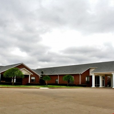 Assisted Living building exterior